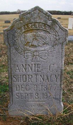Annie C. <i>Runnels</i> Shortnacy