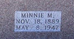 Minnie Myrtle <i>Sites</i> Bohnenkamp