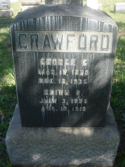 Edith <i>Dawson</i> Crawford
