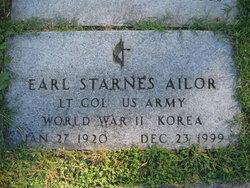 Earle Starnes Ailor