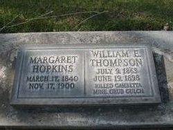 Margaret <i>Price</i> Hopkins
