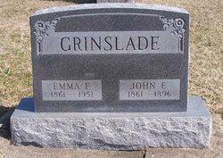 Emma F. <i>McClure</i> Grinslade