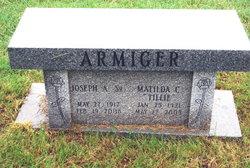 Joseph A. Armiger, Sr
