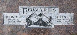 Ellen L. <i>Hinderman</i> Edwards