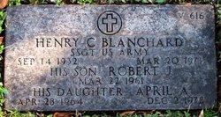 Henry Blanchard