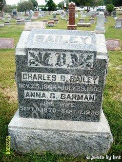 Anna C <i>Garman</i> Bailey