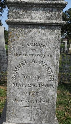 Samuel A. Warner, Sr