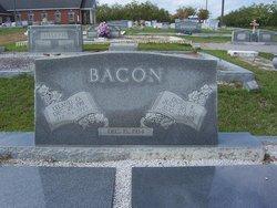 Ina Doris <i>Rogers</i> Bacon
