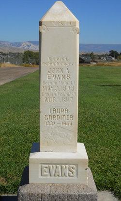 John Almond Evans