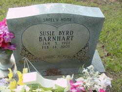 Susie <i>Byrd</i> Barnhart