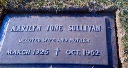 Marilyn June June <i>Allen</i> Sullivan