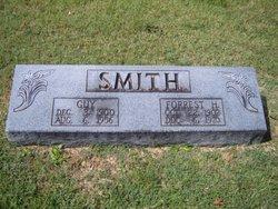 Forrest <i>Holbrook</i> Smith