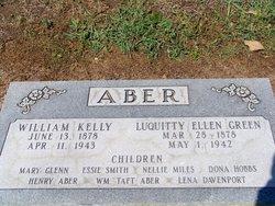 Luquitty Ellen <i>Green</i> Aber