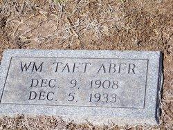 William Taft Aber
