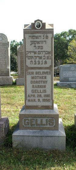 Dorothy <i>Baskin</i> Gellis
