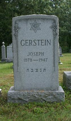 Joseph Gerstein