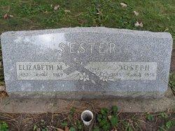 Elizabeth M. <i>Seyller</i> Sester