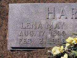 Lena <i>May</i> Harris
