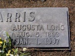 Augusta Long Harris