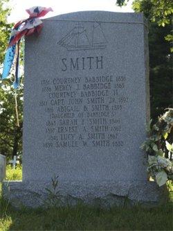 Capt John Smith, Jr