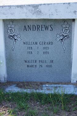 William Gerard Andrews