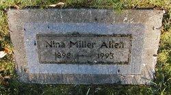 Nina Mildred <i>Miller</i> Allen