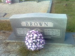 Hortince M. Brown
