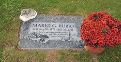 Mario G Rubio
