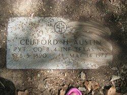Clifford H. Austin