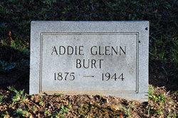 Addie <i>Glenn</i> Burt