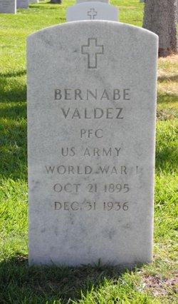 PFC Bernabe Valdez