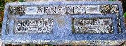 Charles N Benedict