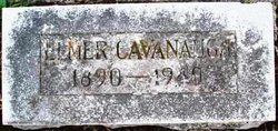 Elmer Cavanaugh