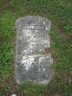 Sarah Parrish Sallie <i>Wood</i> Wier