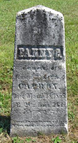 Fanny C. Capron