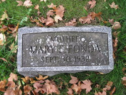 Mary E. Fonda
