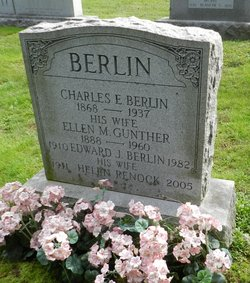Ellen M <i>Gunther</i> Berlin