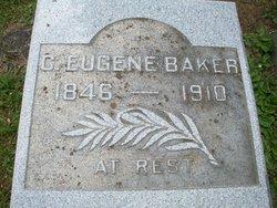 Cecil Eugene Baker