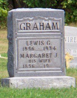 Margaret J. <i>McNear</i> Graham