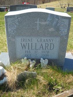 Irene Granny <i>Cox</i> Willard