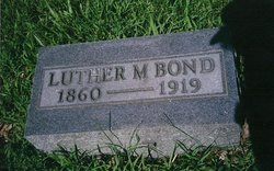 Luther M. Bond