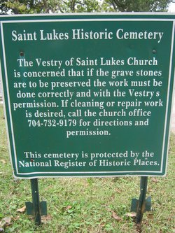 Saint Lukes Episcopal Church Cemetery