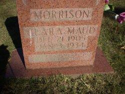 Clara Maude <i>George</i> Morrison