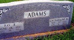 Raymond R Adams