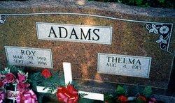 Thelma Jean <i>Gastineau</i> Adams