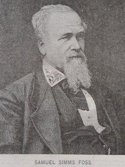 Samuel Simms Foss