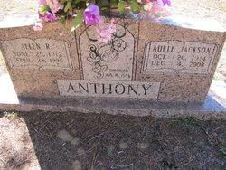 Adele <i>Jackson</i> Anthony