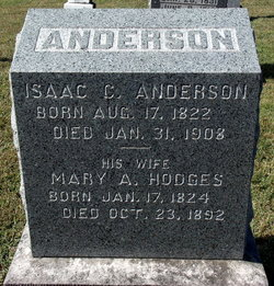 Isaac Cole Anderson
