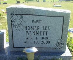 Homer Lee Bennett