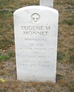 Eugene M Monnet